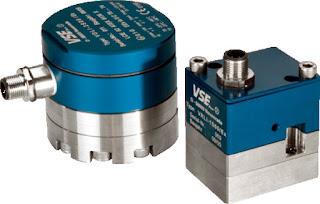 VHM Oil Gear Flow meter VSE