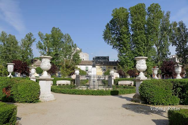 Jardín de Isabel II, Aranjuez