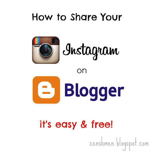 How to Share Your Instagram Feed on Blogger Using SnapWidget (Free)