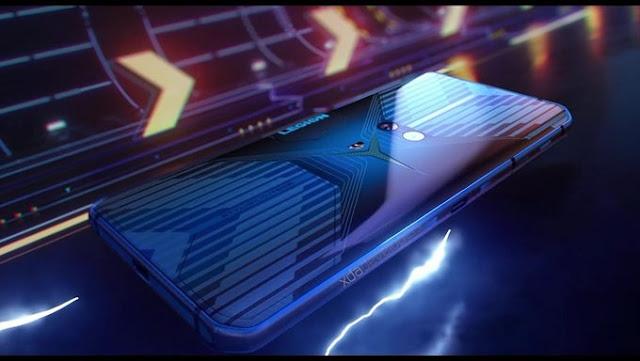 لينوفو وموعد الاعلان ... Lenovo Legion Phone