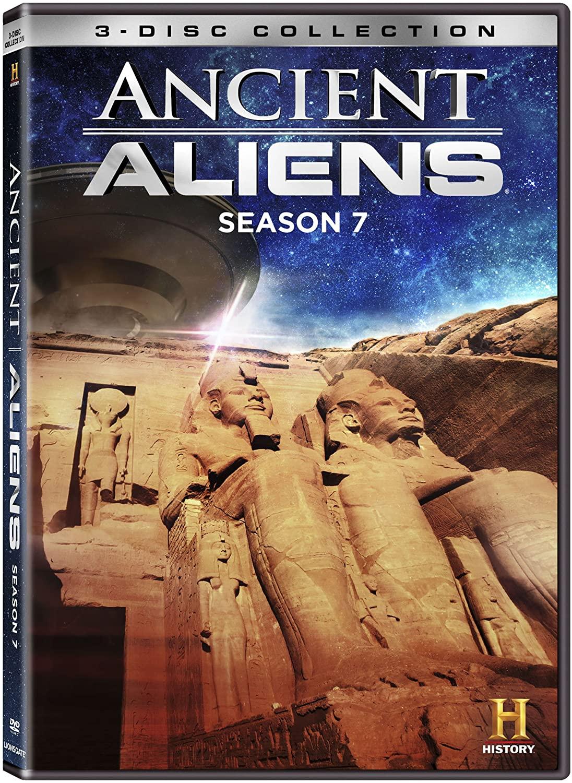 Alienigenas Ancestrales Temporada 7 Dual Castellano/Ingles 720p