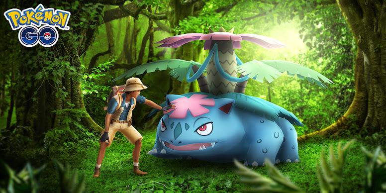 Pokémon GO Mega Venusaur