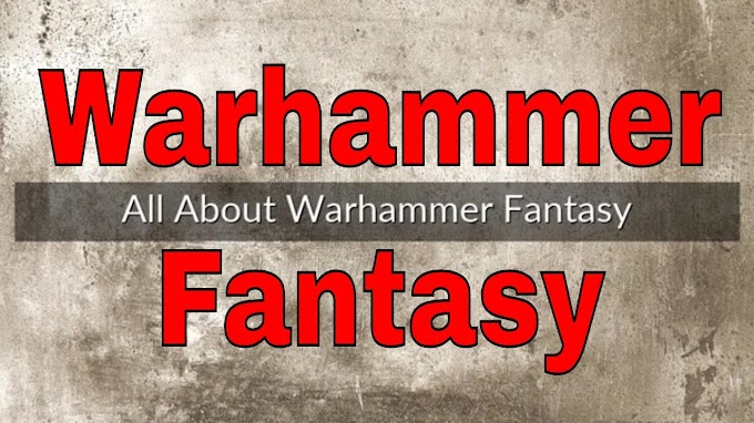 Warhammer Fantasy game - Games Atlantic