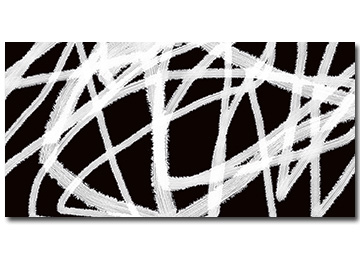 black and white, black and white wall art, black and white canvas art, large black and white art, artwork, black and white panoramic, Sam Freek,