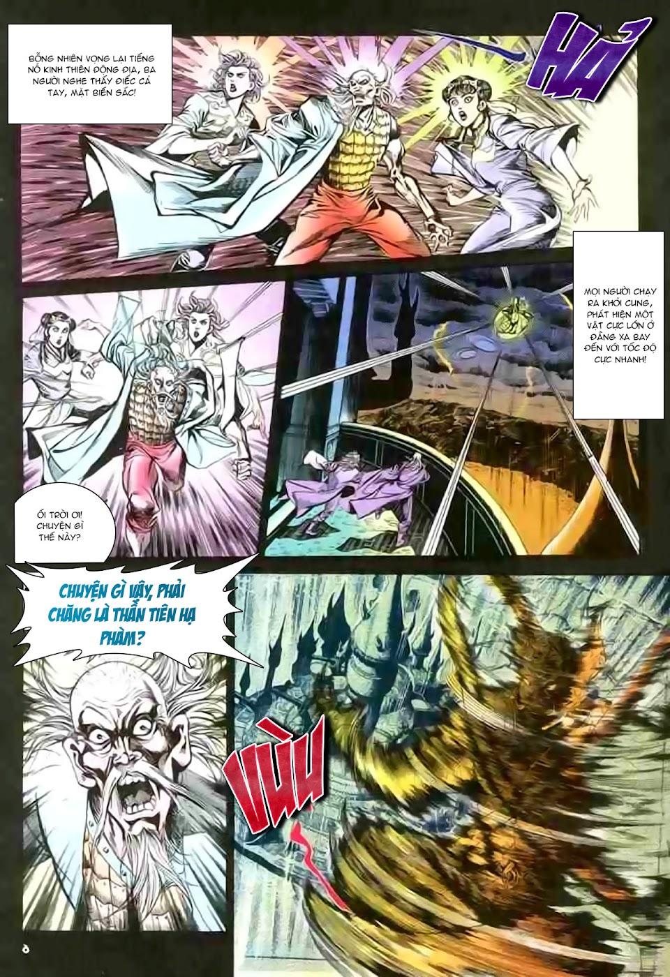 Cơ Phát Khai Chu Bản chapter 108 trang 6