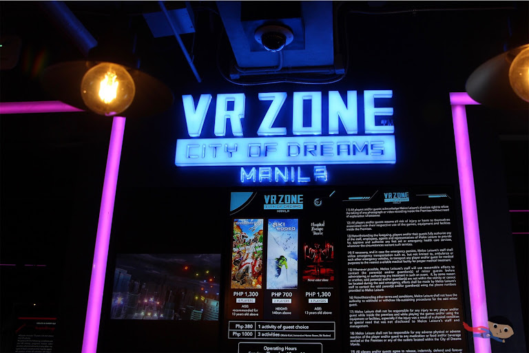 3 VR Games in the The Garage: VR Zone