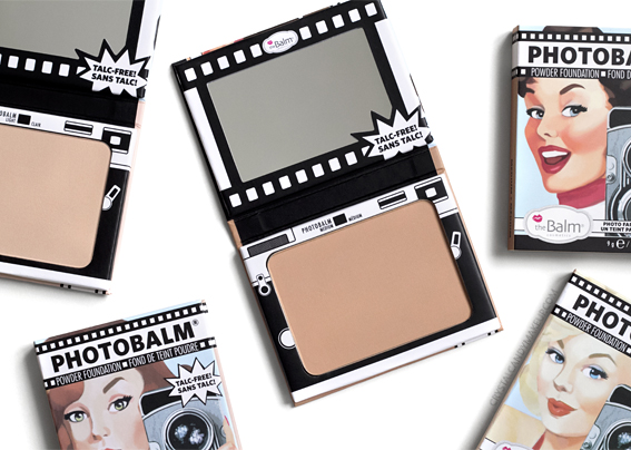 The Balm Photobalm Powder Foundations Review Photos Lighter Than Light Medium