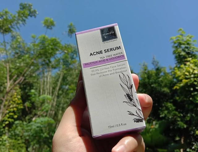 serum scarlett acne review jujur