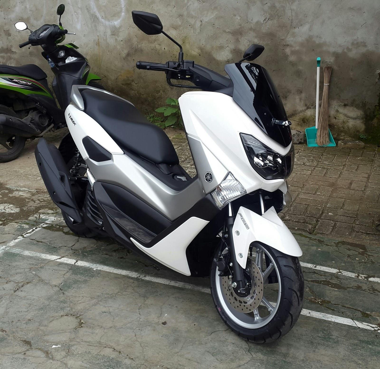 77 Modifikasi Motor Yamaha Nmax Putih Gambar Foto Terbaru Olhcparish