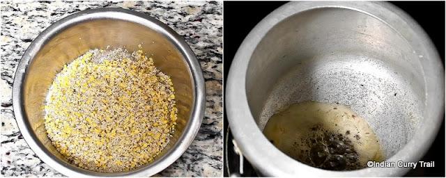 how-to-make-kuthiraivali-pongal-2