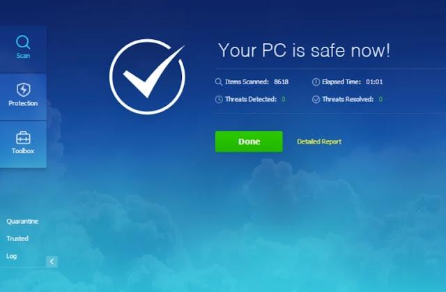 Download Baidu Antivirus 2020 for Windows