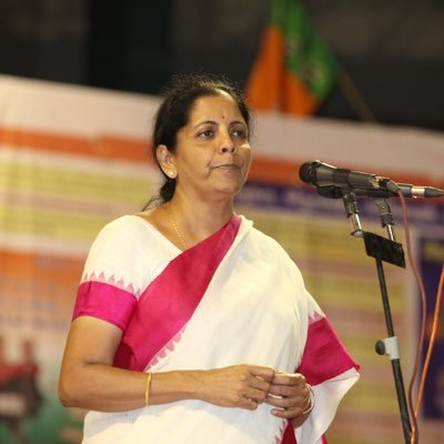 """Minister Nirmala Sitharaman stepped in to limit damage after an official Twitter handle of Startup India re-tweeted an offensive post for a purge of pro-Pakistan """"presstitutes"""". . @Startupindia had on Tuesday night re-tweeted  a post that read: """"Indian Army should be freed for 1 day to take care of these pro-Pak presstitutes. To make these pro-Pak doves silent for eternity. RT (retweet) if agree."""""""