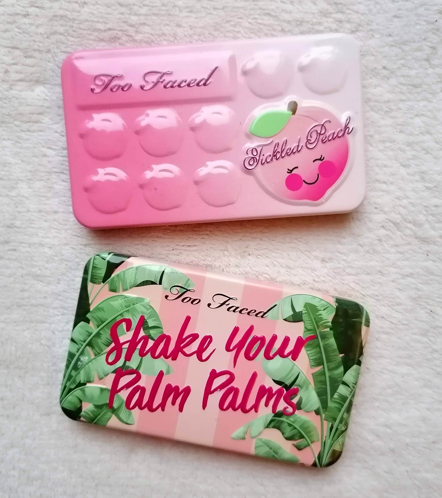 Tickled Peach Too Faced