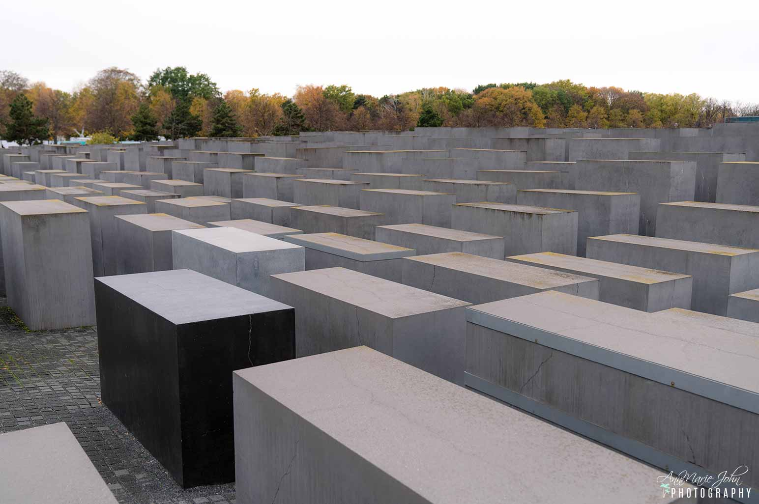Cheap and free things to do in Berlin. Holocaust Memorial