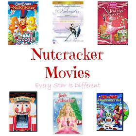 Nutcracker movies