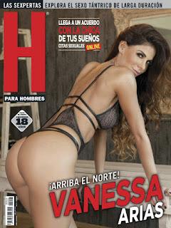 Revista H para Hombres Mexico – Septiembre 2016 PDF Digital + Video HD