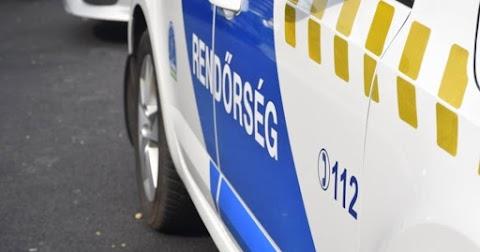 Hatósági jelzés nélkül közlekedett egy eltiltott kenderesi férfi