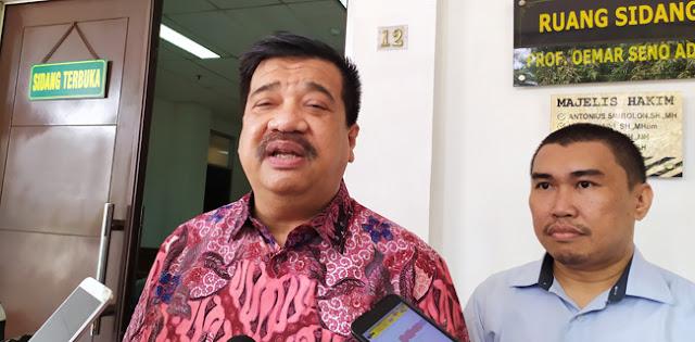 Digugat Rp 1 Triliun, Pengacara Wiranto: Gugatan Kivlan Zen Bohong Semua!