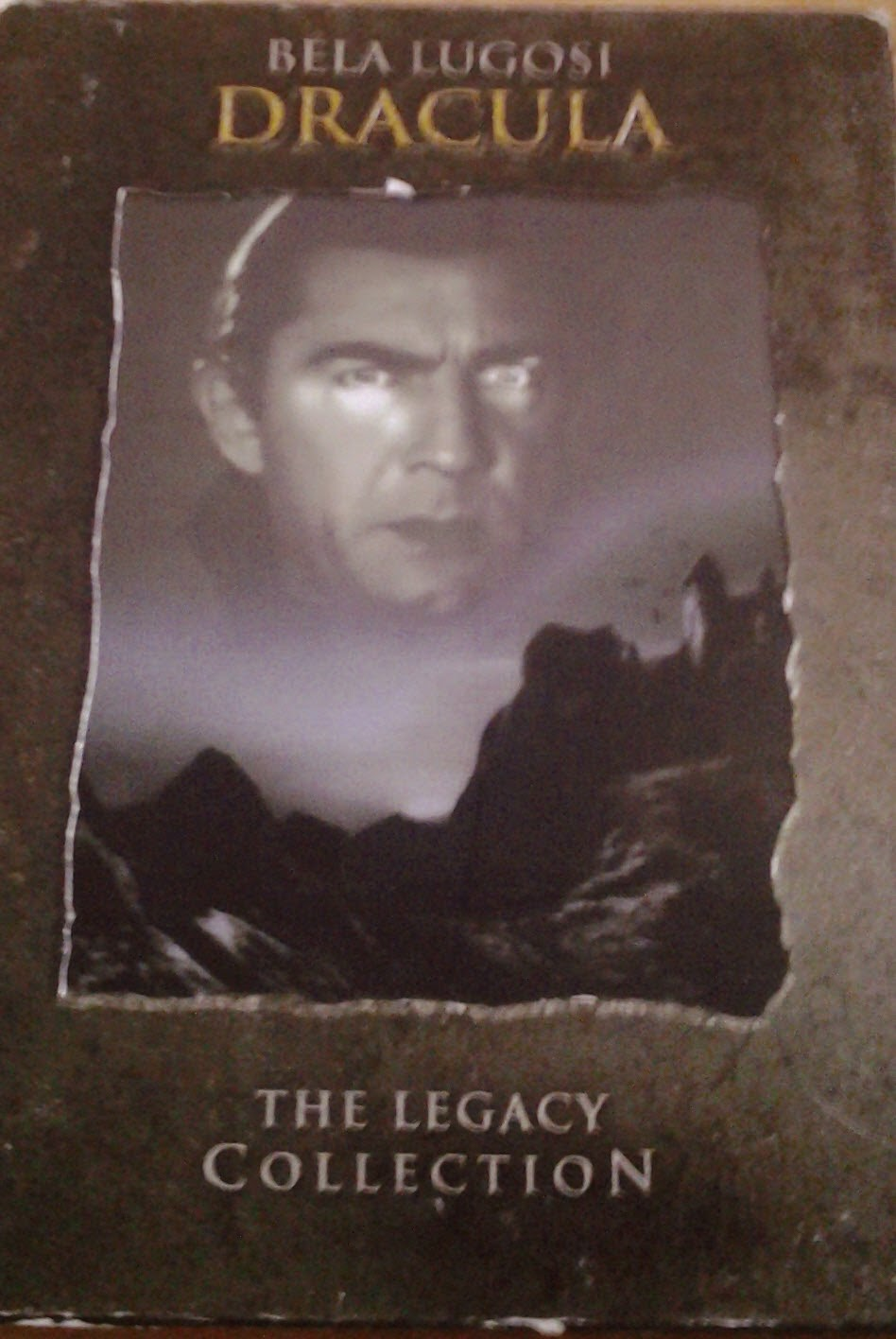 DVD Cover - Dracula 1931