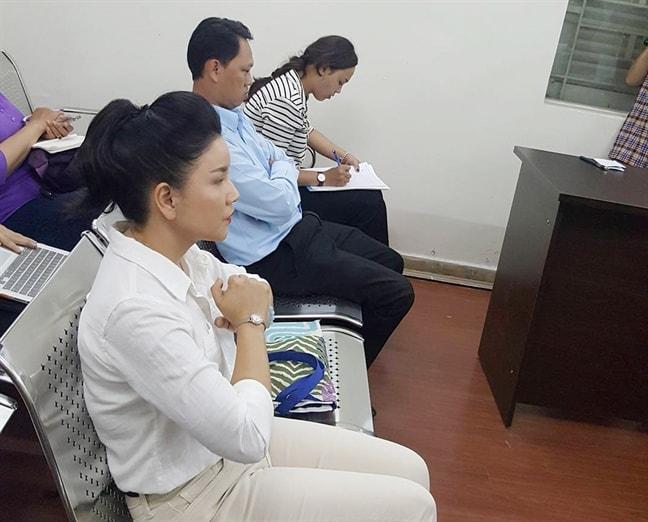 Diễn viên Ngọc Trinh thắng kiện Nhà hát Kịch TP.HCM trong phiên tòa phúc thẩm -3