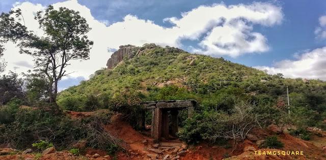 Udedurgam Fort, Krishnagiri