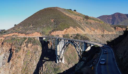 Bixby PCH Road Trip California