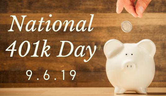 National 401(k) Day