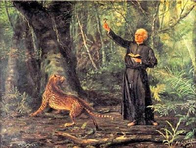 Os jesuítas no Vale do Ribeira