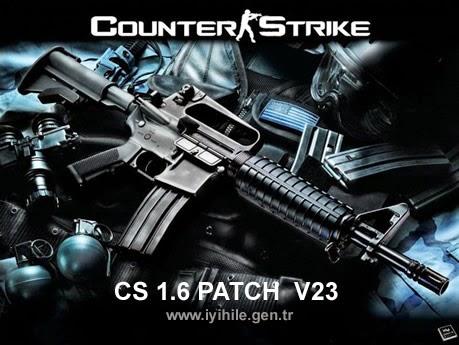 Cs 1. 5 v23 patch non steam robotxsonar.