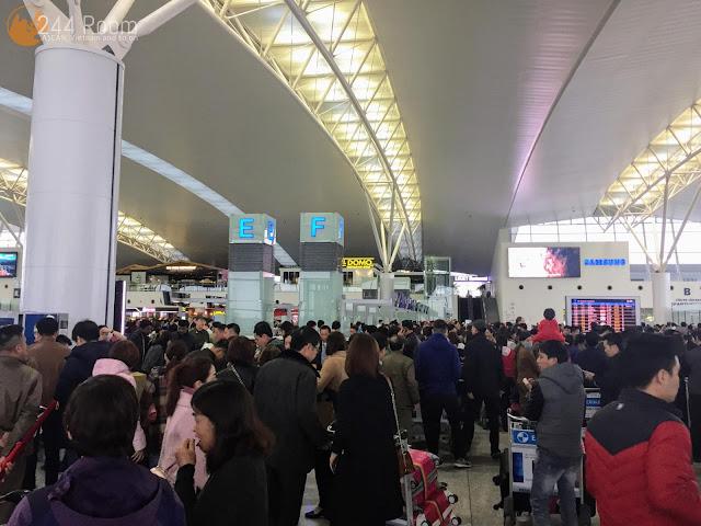 ノイバイ空港国際線ターミナル Noibai Airport Terminal2