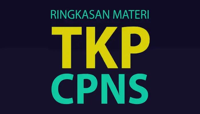 Rangkuman Materi TKP CPNS Terbaru