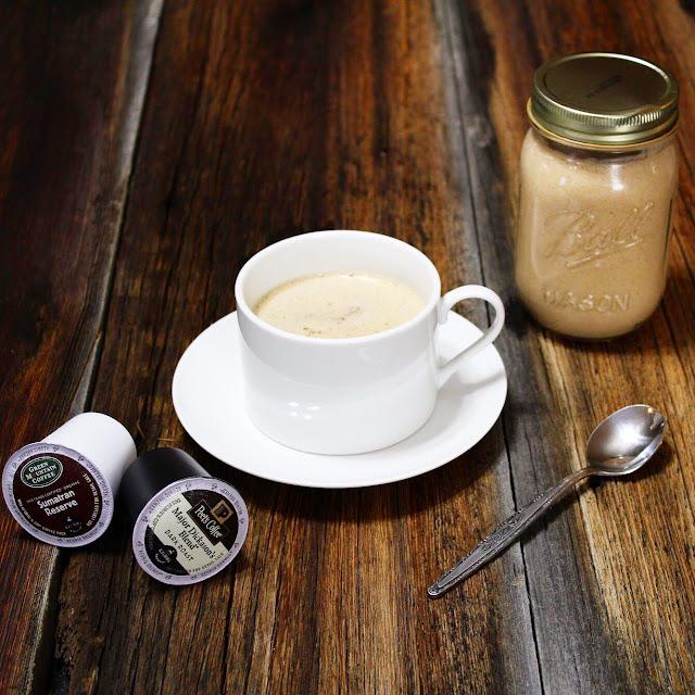 Keto Cinnamon Vanilla Coffee Creamer