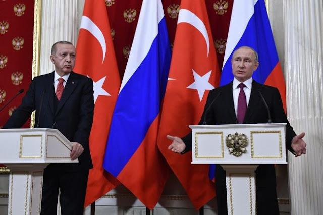 Ένταση στις σχέσεις Ρωσίας - Τουρκίας