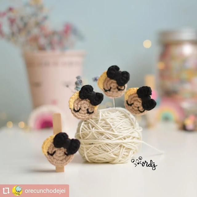 🦊 20 Tutoriales de apliques a crochet para decorar