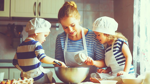 Is cooking with children productive? Udemy Coupon