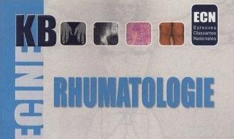 KB RHUMATOLOGIE Livre PDF