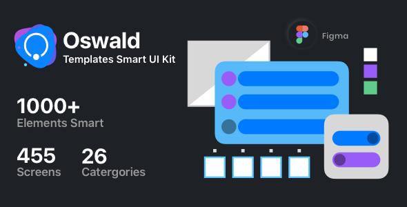 Figma Templates Smart UI Kit