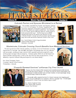 Open this Harvest Times Newsletter