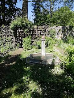 Giardino del Borgo Medievale di Torino
