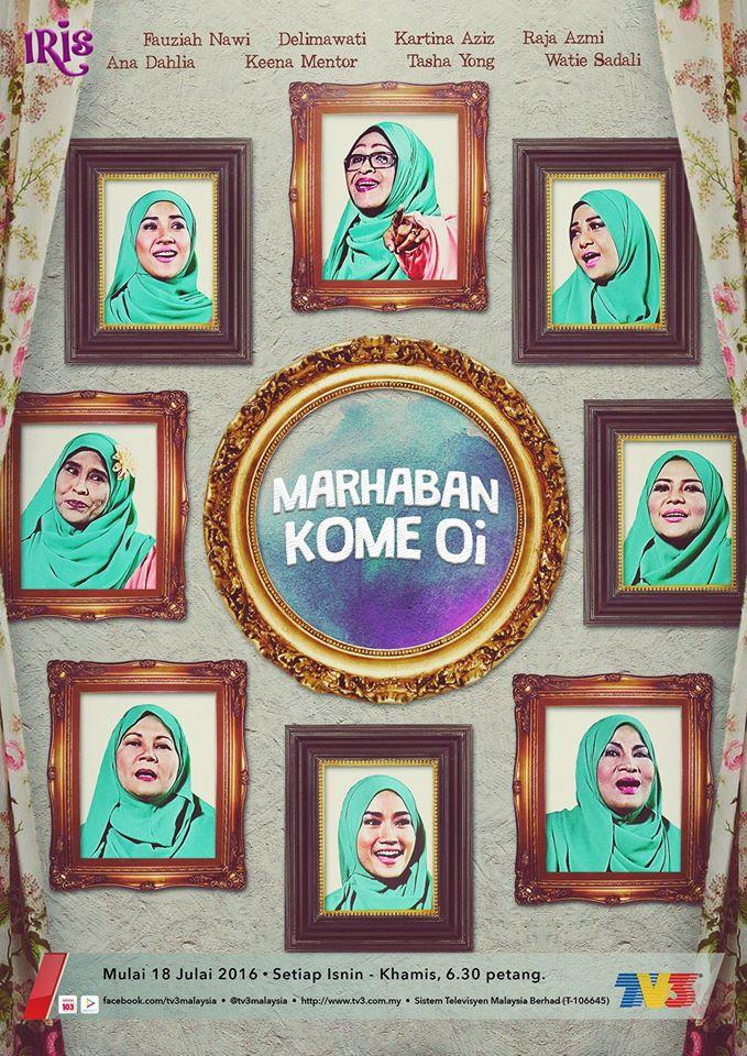 Drama Marhaban Kome Oi (TV3)