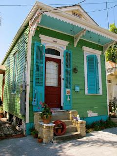 warna cat rumah bagian luar Hijau Asparagus