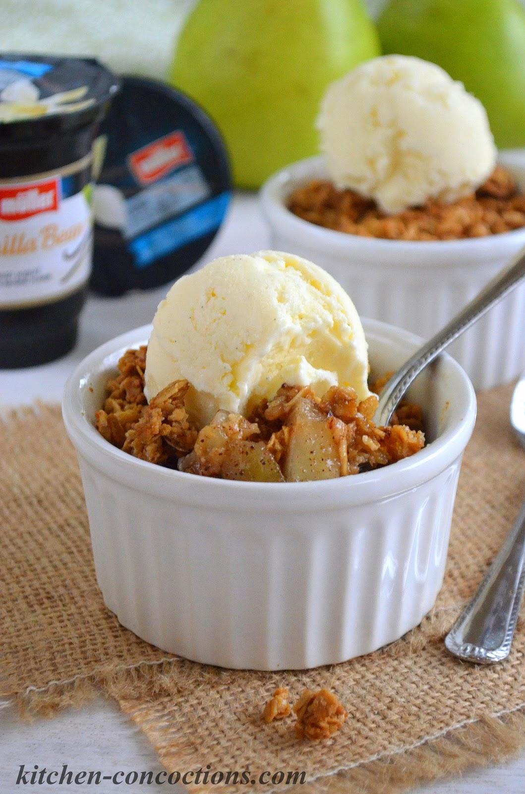 Easy pear crisp recipes
