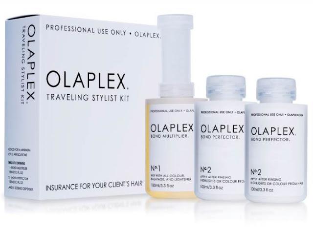 مجموعة العناية بالشعر اولابليكس لعلاج ضعف الشعر بعد استخدام صبغات الشعر مناسب لجميع انواع الشعر