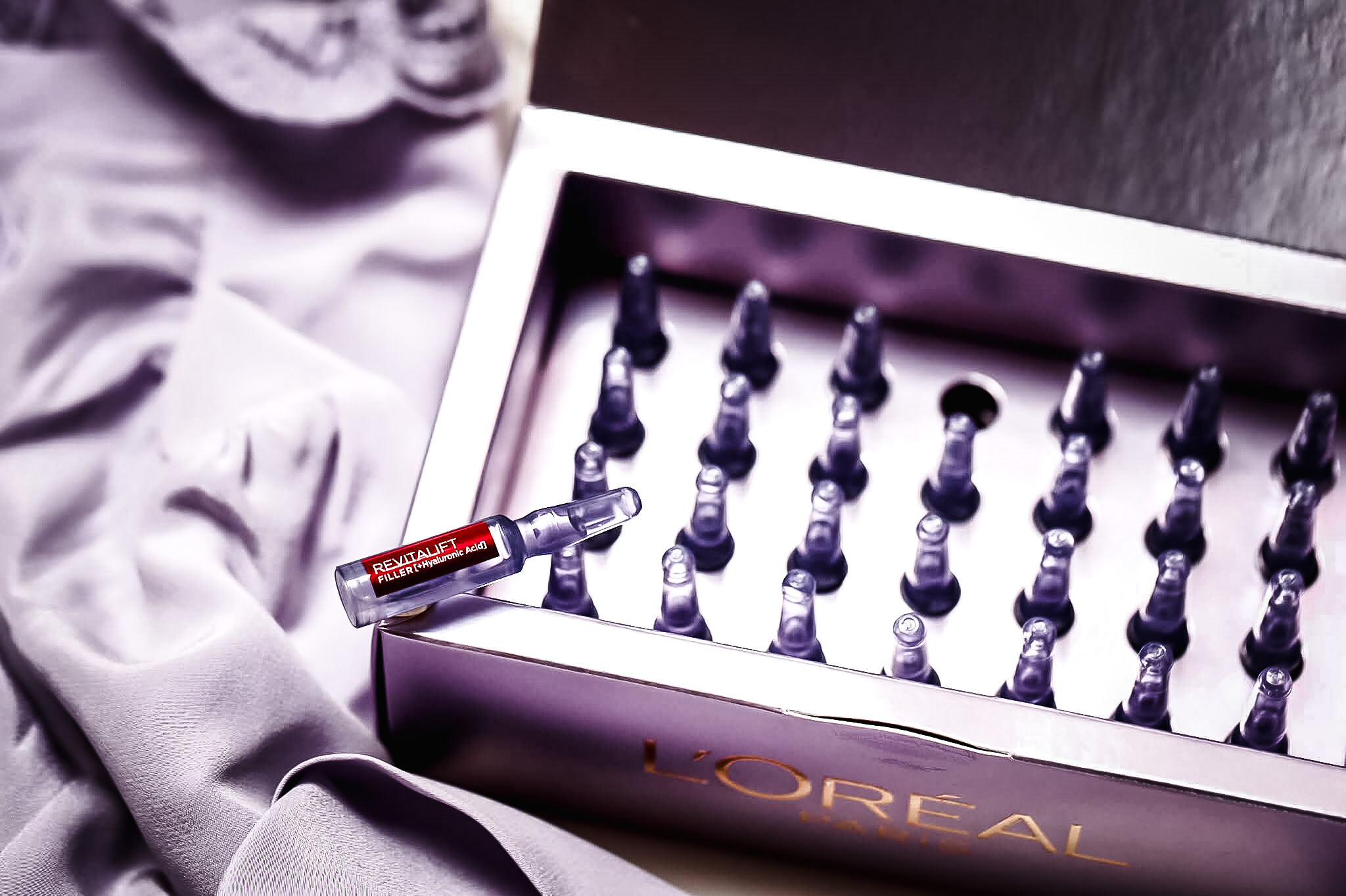 L'Oreal Revitalift Filler Cure 28 Jours Box