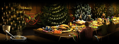 Natale ad Hogwarts (Momento 2)