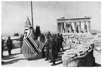 27 Απριλίου 1941 – Οι πρώτες δραματικές ώρες της γερμανικής Κατοχής στην Αθήνα