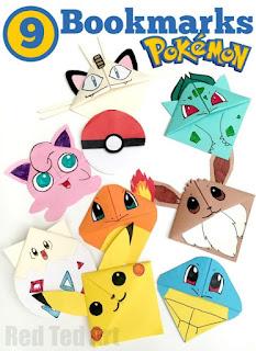 Pokemon printables