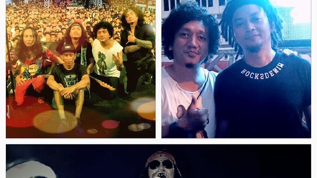 The Badunk  curi Perhatian Musisi Papan atas pada Konser Ari lasso di Atrium Manado Town Square