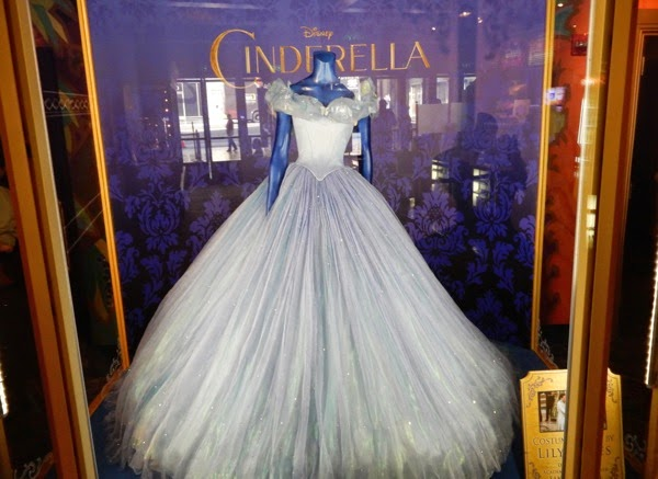 Disney Cinderella ball gown costume