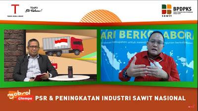 Bupati Dodi Reza Diundang Media Tempo Bicara Kesuksesan PSR*